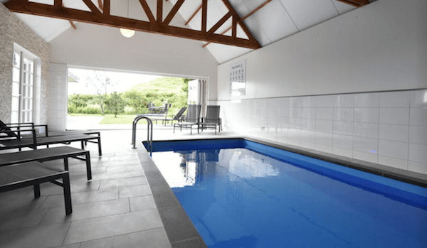 vakantiehuis villa duin