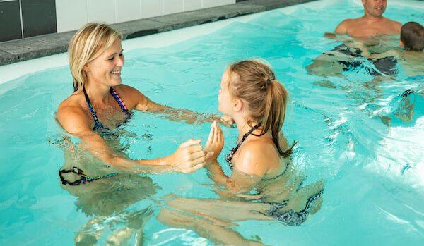 landal huisje met zwembad