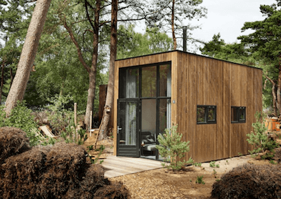 tiny house 2 pers