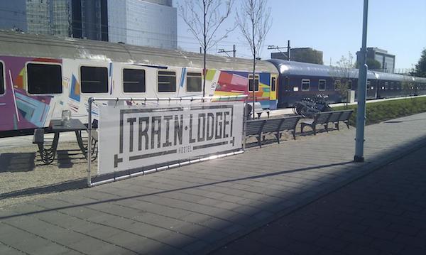 train lodge Amsterdam