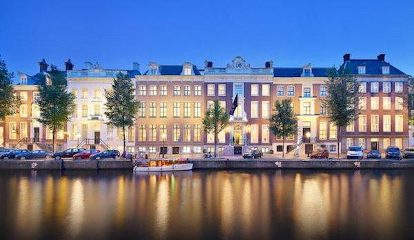 Duurste hotel Nederland