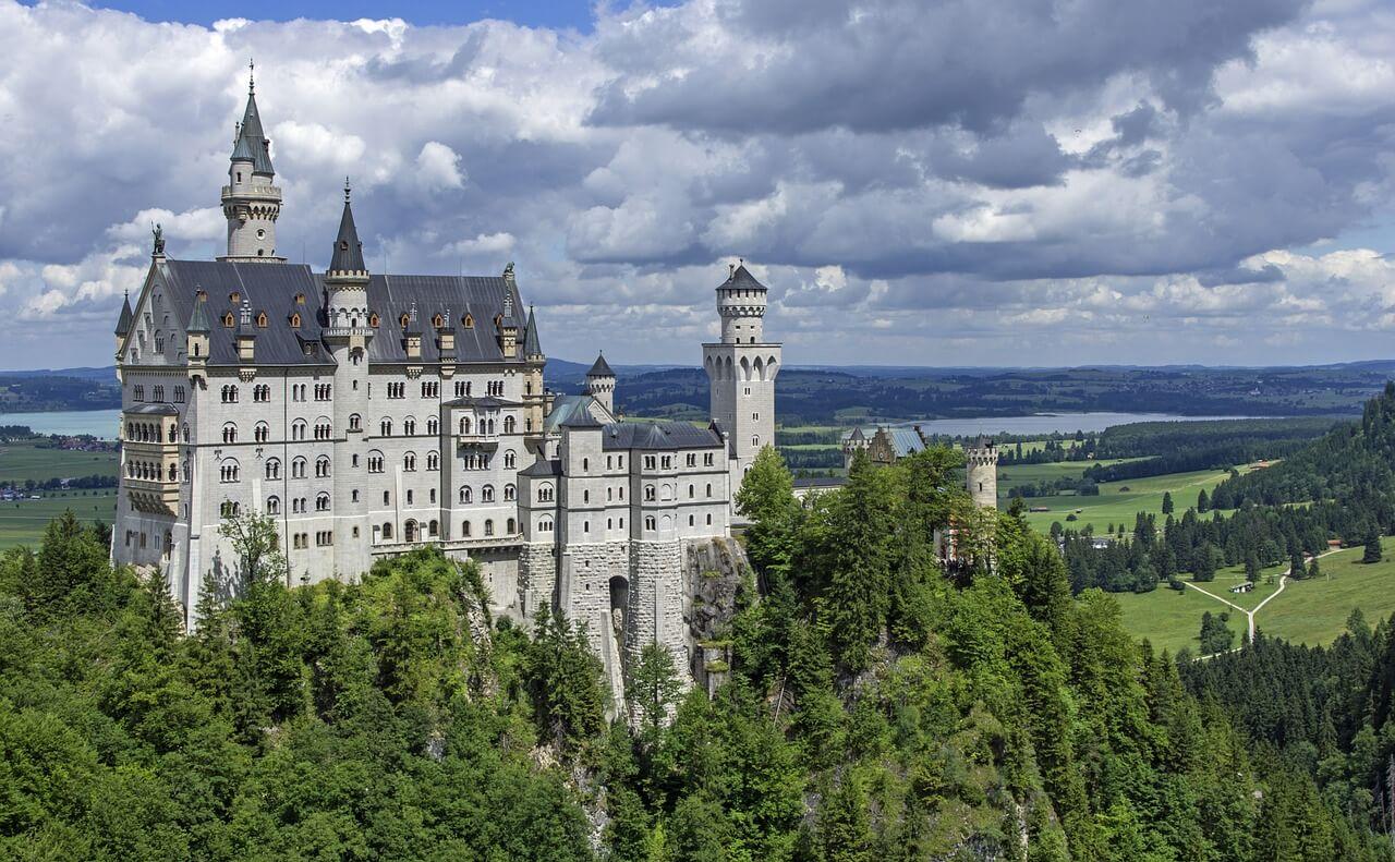Overnachten in een oud kasteel!