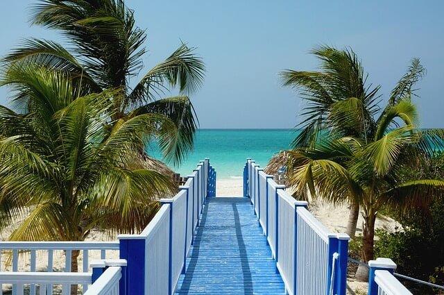 Cuba kust