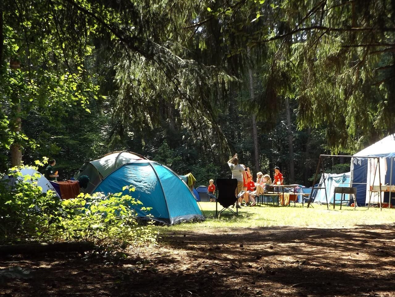 Top 5 campings van Nederland met huurtenten!