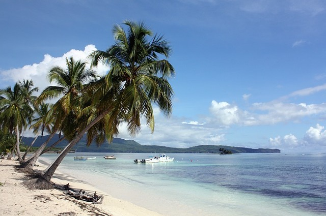 dominicaanse republiek zee