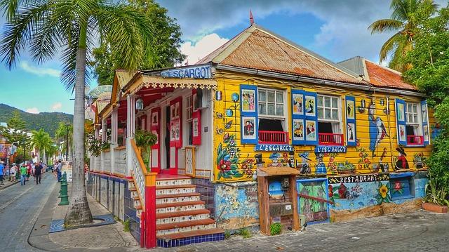 Sint Maarten huisje