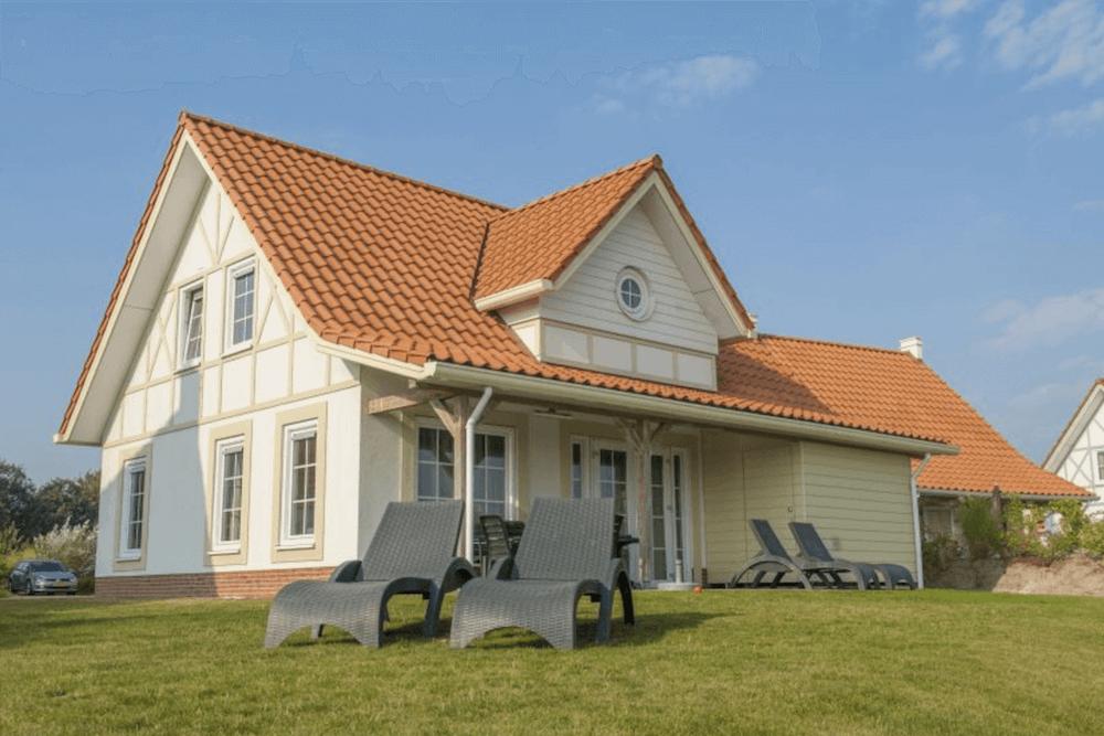 Vrijstaande villa voor 10 personen in Zeeland