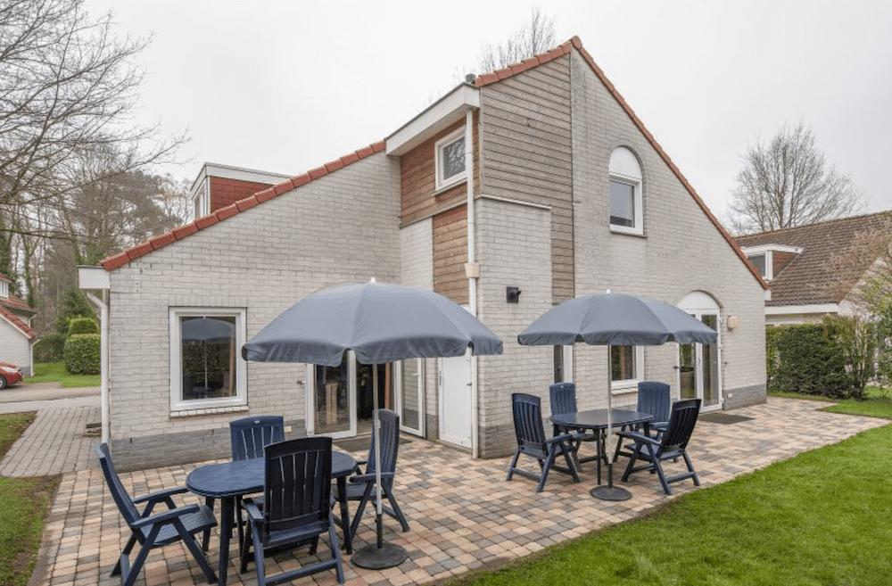 Luxe villa voor 12 personen