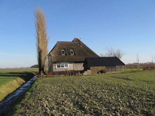 Bedstee in Friesland