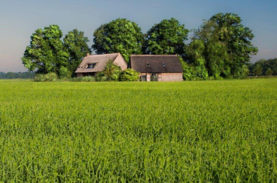 Stil vakantiehuisje in Drenthe