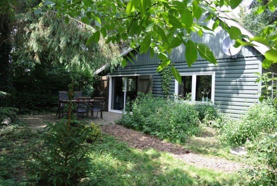 Boswachtershuisje in Friesland