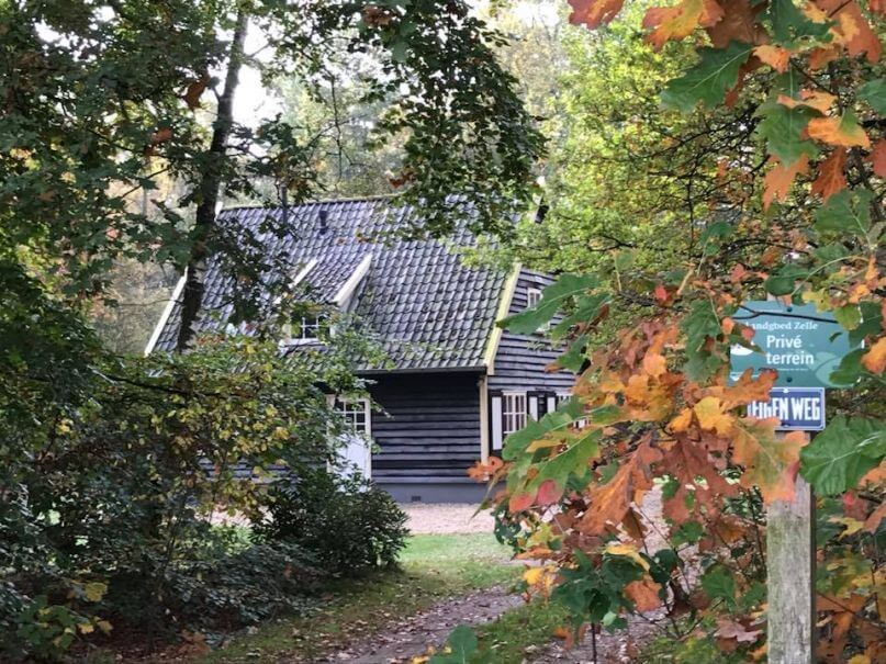 Boswachterswoning in Gelderland