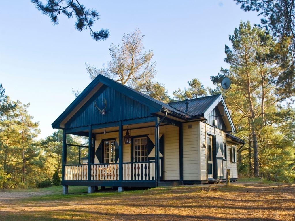 Voormalig boswachtershuisje Landal