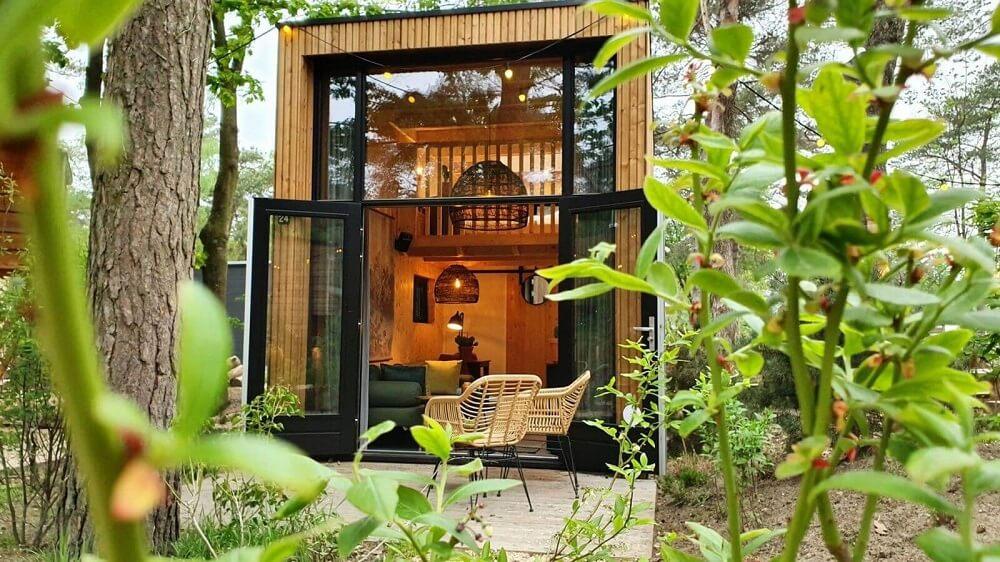 Tiny house in Maasduinen