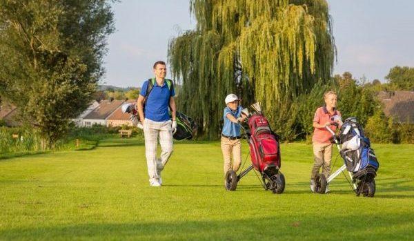 Golfbaan bij Landal