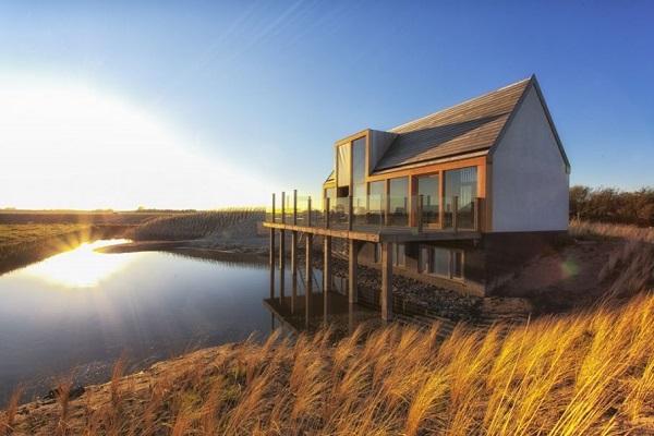natuurhuisje dichtbij zee in Texel