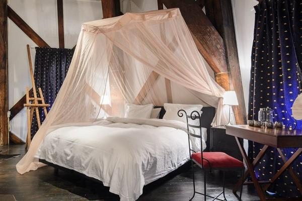 Molen om te overnachten in Abcoude