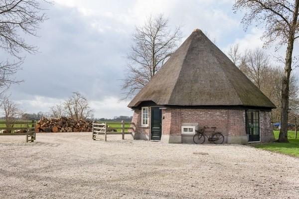 Slapen in een molen in gelderland