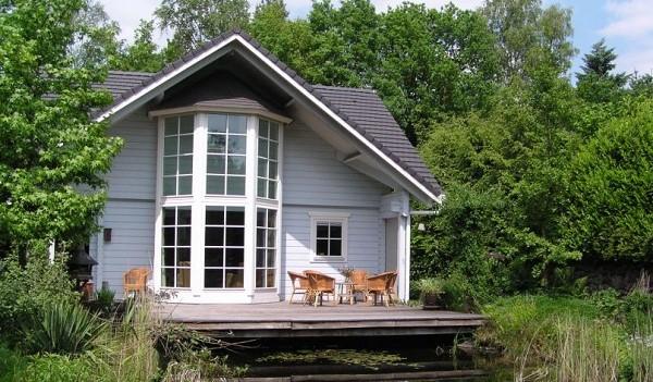 Hondvriendelijk natuurhuis