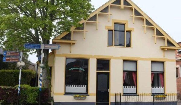 Kleinste hotel van Nederland