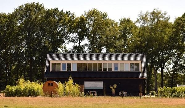 Natuurhuisje met sauna in Drenthe