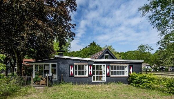 Natuurhuisje met sauna gelderland