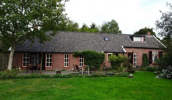 Natuurhuisje met sauna in Groningen