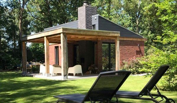 Natuurhuisje met sauna in Noord-Brabant