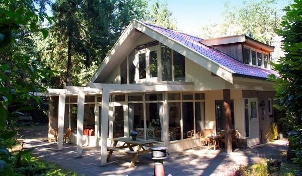 natuurhuisje met sauna Overijssel