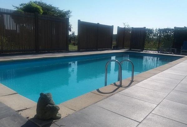 Natuurhuisje met zwembad in Drenthe