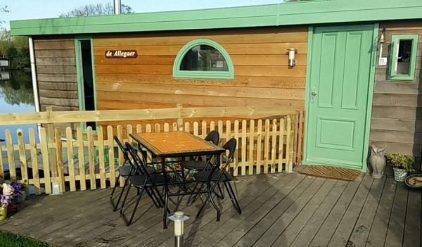 Natuurhuisje met sauna Utrecht