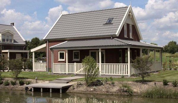 Villa met traditionele sauna