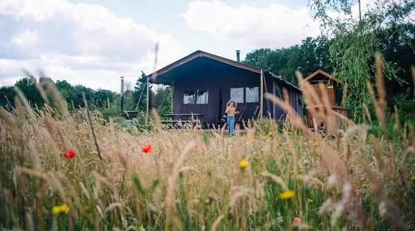 slapen op alpacaboerderij Noord-Brabant