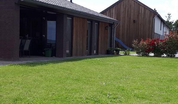 Rolstoelvriendelijk natuurhuisje Limburg