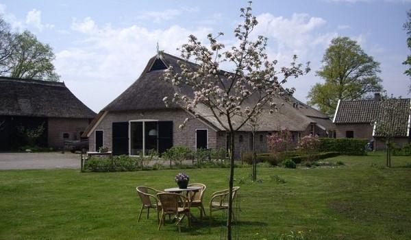 Rolstoelvriendelijk huisje in Drenthe