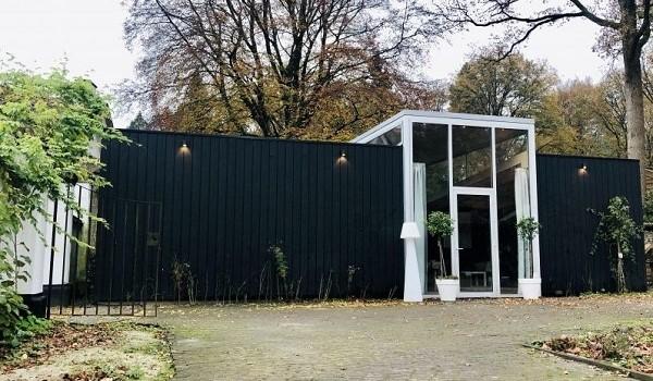 Rolstoelvriendelijk natuurhuisje Gelderland