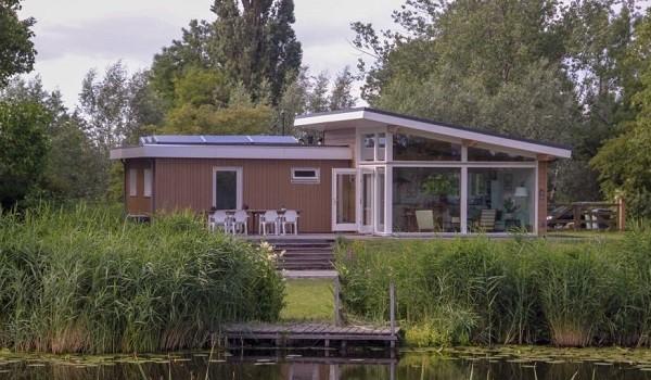 Rolstoelvriendelijk natuurhuisje Zuid-Holland