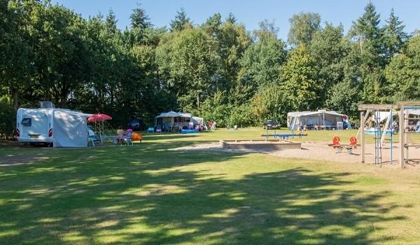 Natuurcamping op de Veluwe