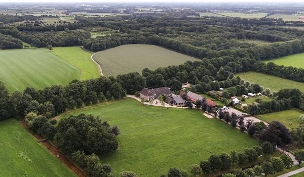 Natuurcamping in Noord-Brabant