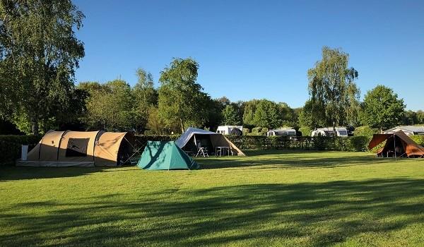 Natuurcamping in Drenthe