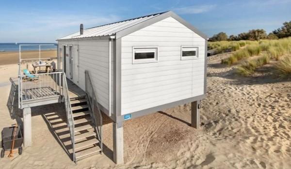 Huisje aan zee met hond Roompot Beach Resort