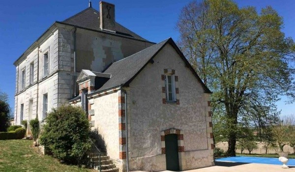 Landhuis met privezwembad Frankrijk