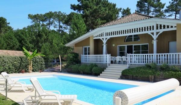 Luxe vakantievilla met privezwembad Frankrijk
