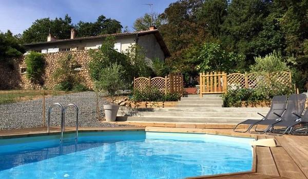 Natuurhuisje in Limousin met zwembad