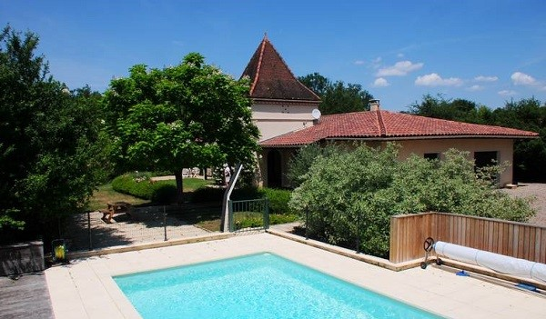 Vakantiehuis met zwembad Dordogne