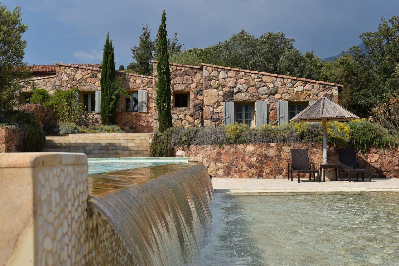 10x vakantiehuisje met privézwembad in Frankrijk