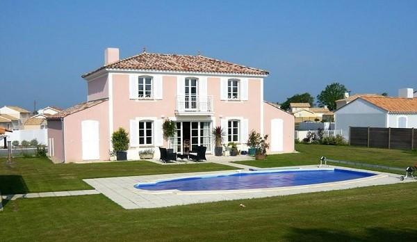 Villa met privézwembad in Noord-Frankrijk
