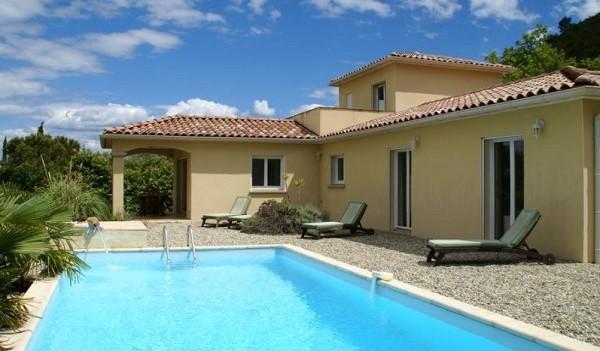 Vrijstaande villa met prive zwembad Zuid-Frankrijk