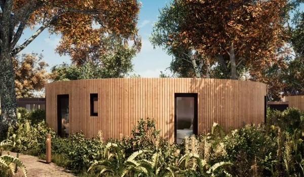 Design vakantiehuisje Gulpen