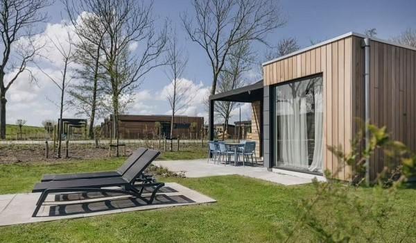 Design vakantiehuisje Noord-Holland